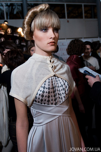 jovan photography: Ukrainian Fashion Week 2008: Olena Dats